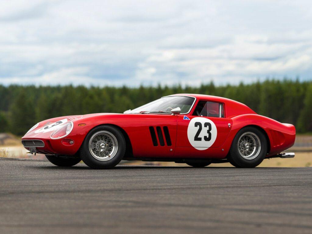 1962 Ferrari 250 GTO – $48.4 million