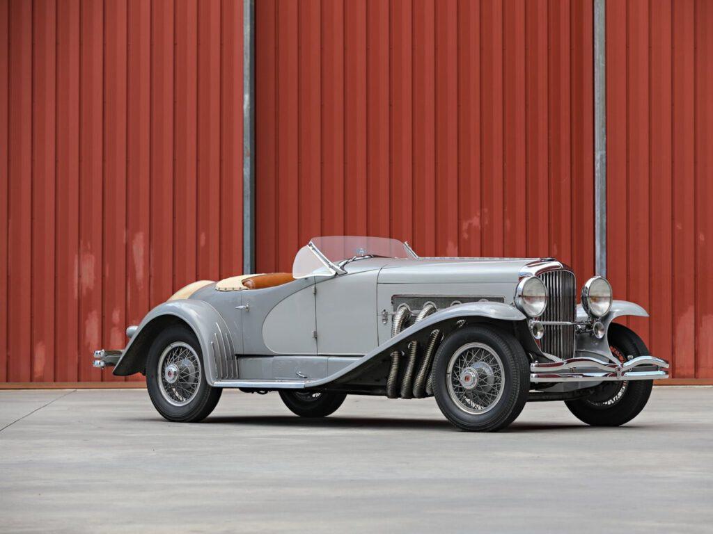 1935 Duesenberg SSJ – $22.0 million