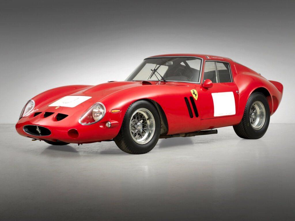 1962-63 Ferrari 250 GTO Berlinetta – $38.15 million