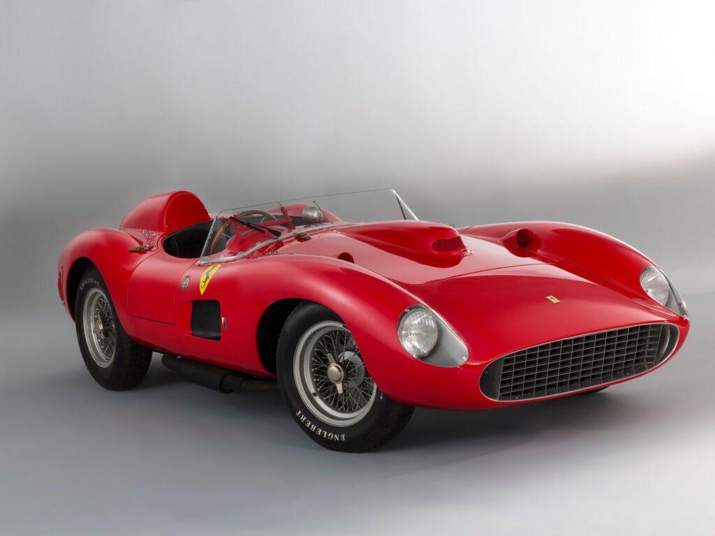 1957 Ferrari 335 Sport Scaglietti – $35.7 million