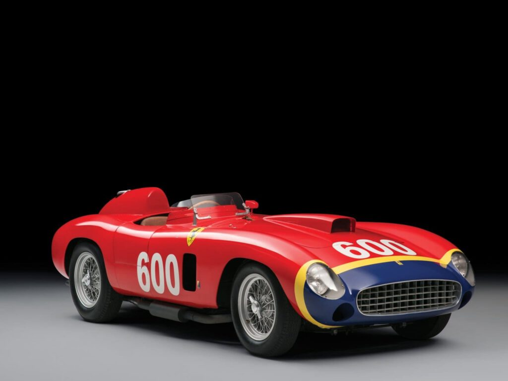 1956 Ferrari 290 MM by Scaglietti – $28.05 million