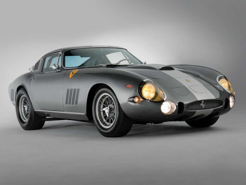 1964 Ferrari 275 GTB/C Speciale by Scaglietti – $26.4 million