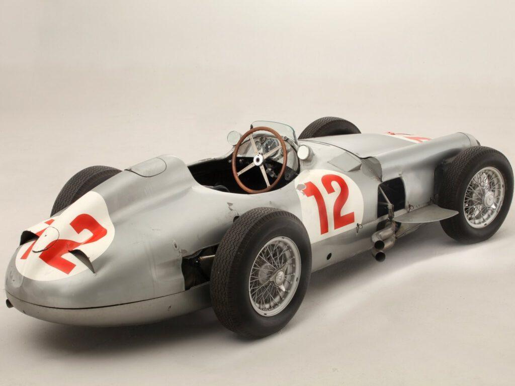 1954 Mercedes-Benz W196 Formula 1 Racer – $25.4 million