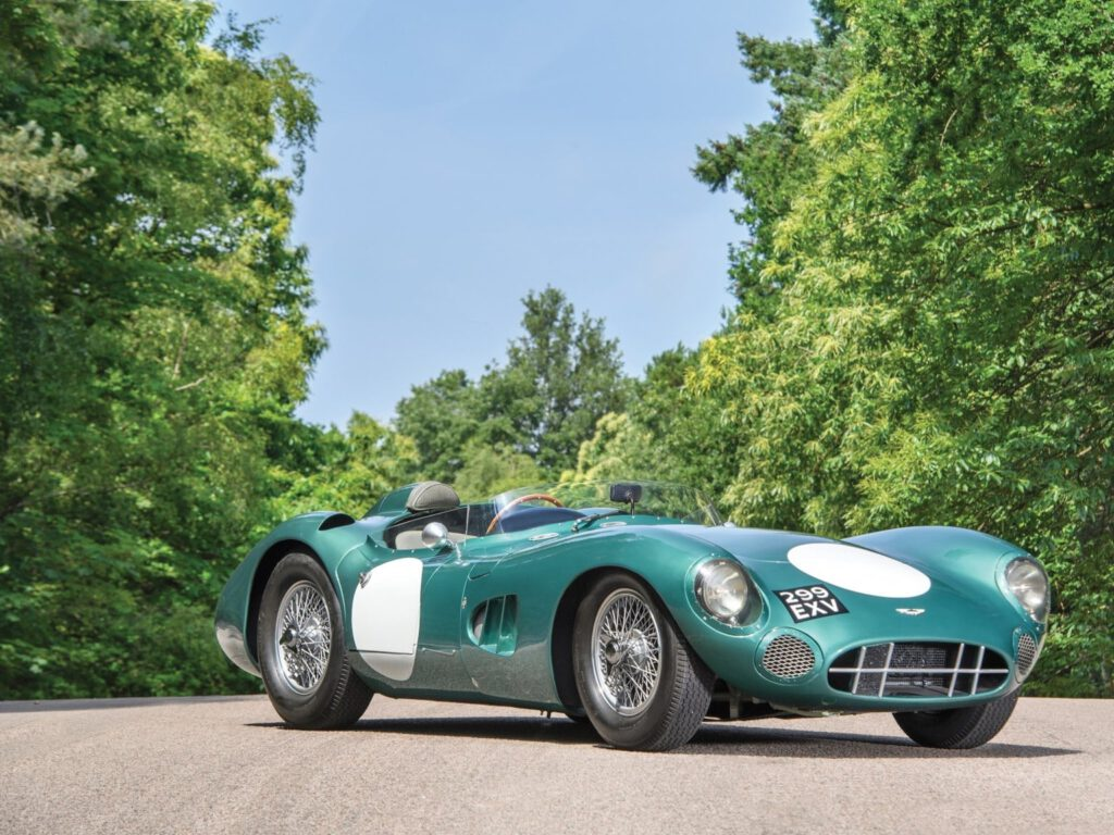 1956 Aston Martin DBR1 – $22.5 million
