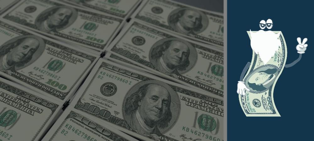 Historia amerykańskiego dolara
