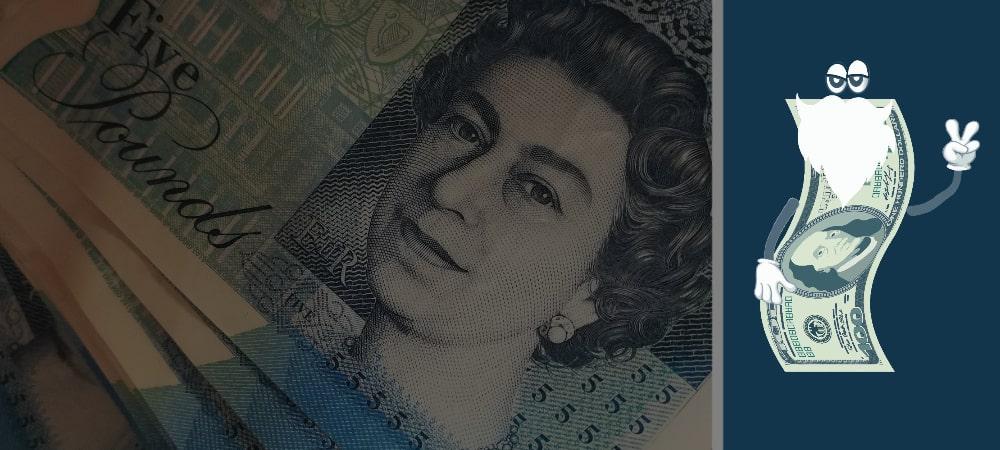 Historia brytyjskiej waluty funta