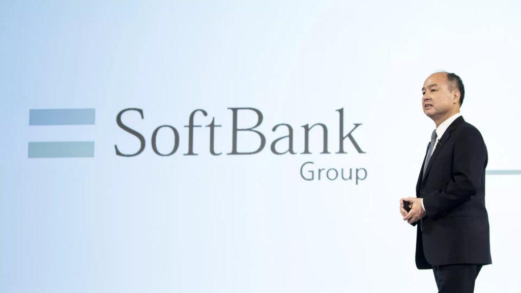 Softbank - Główny inwestor, a obecnie również największy akcjonariusz We Company