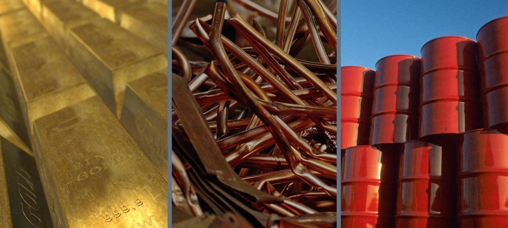 Gigantyczne złoża surowców czekają na odkrycie, czyli ukryta podaż ropy, złota i miedzi.
