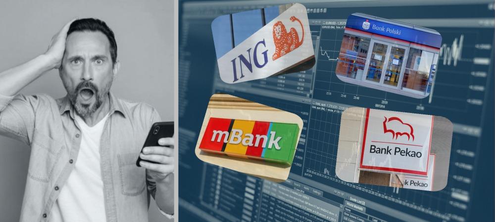 Otoczenie nie sprzyja sektorowi bankowemu, a ten jednak rośnie. Co dalej z bankami na GPW?