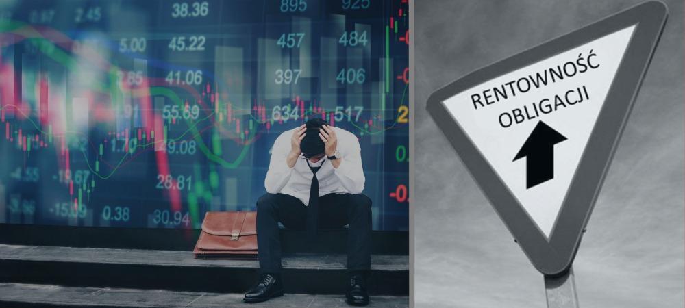 Czy wzrost rentowności obligacji doprowadzi do kolejnego kryzysu?