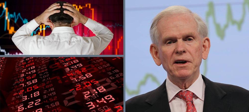 Legendarny inwestor patrzy sceptycznie na obecną hossę