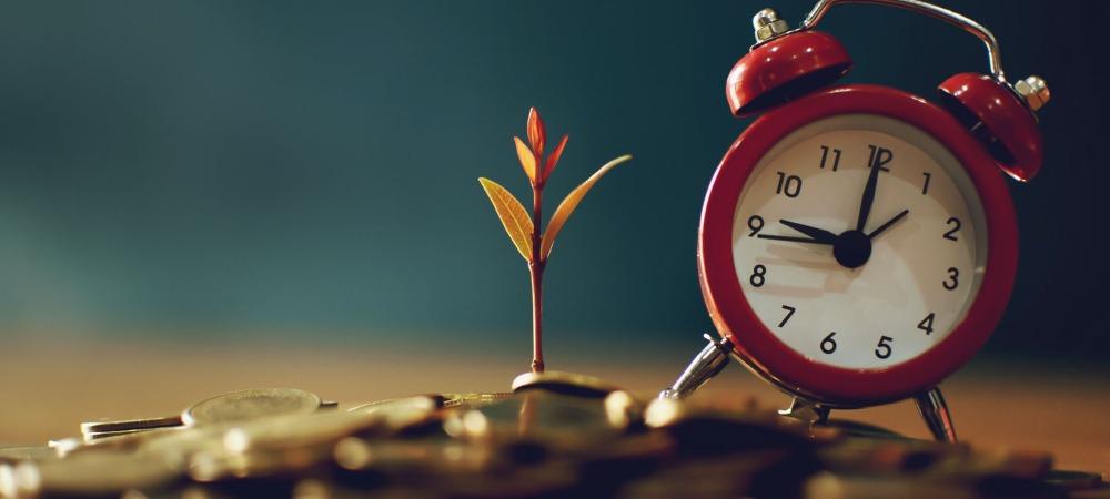 Inwestowanie najlepiej sprawdza się w długim terminie.